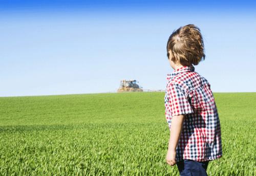 pesticides enfants